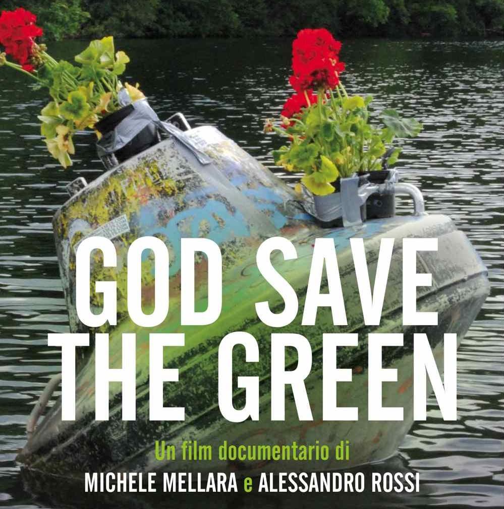 God save the green film