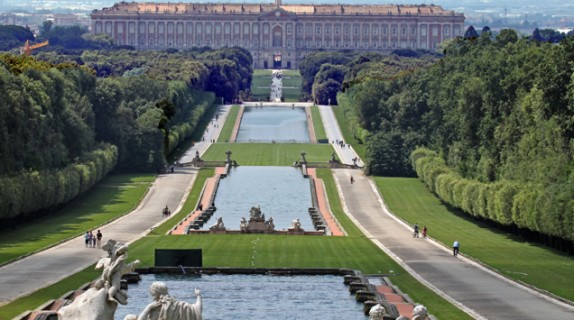 Meravigliosi giardini la reggia di caserta fito for Giardini meravigliosi