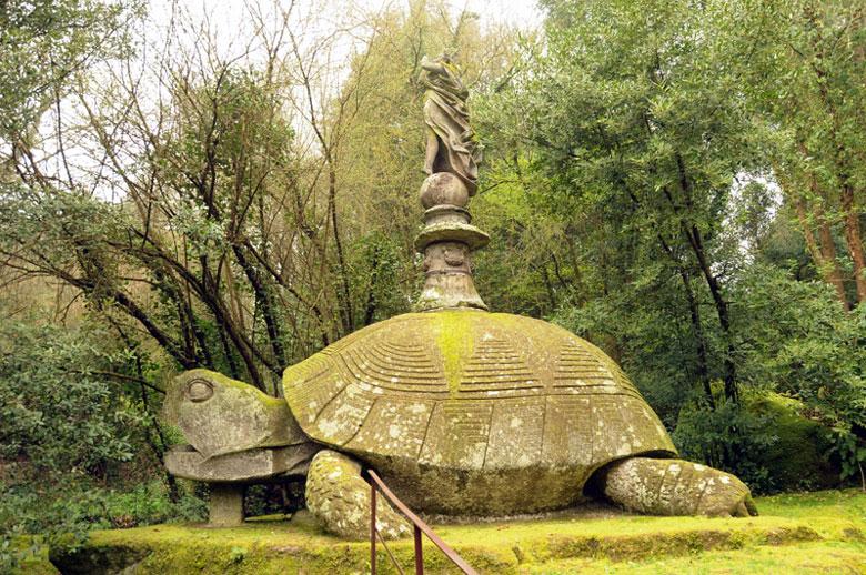 Meravigliosi giardini il parco dei mostri di bomarzo fito for Giardini meravigliosi