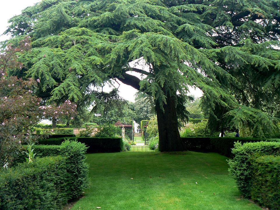 Foto tratta dalla pagina Facebook dei giardini di Hidcote.
