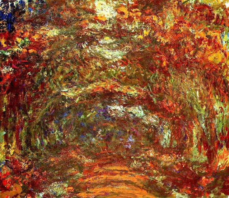 Foliage Monet1
