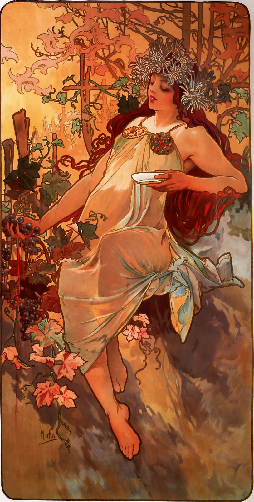 Mucha_Autumn_1896