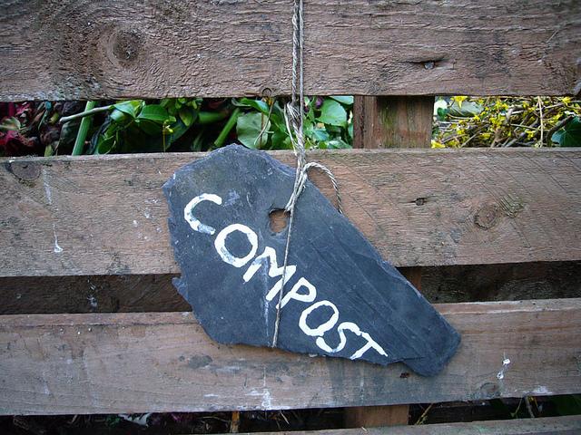 Compost fai da te
