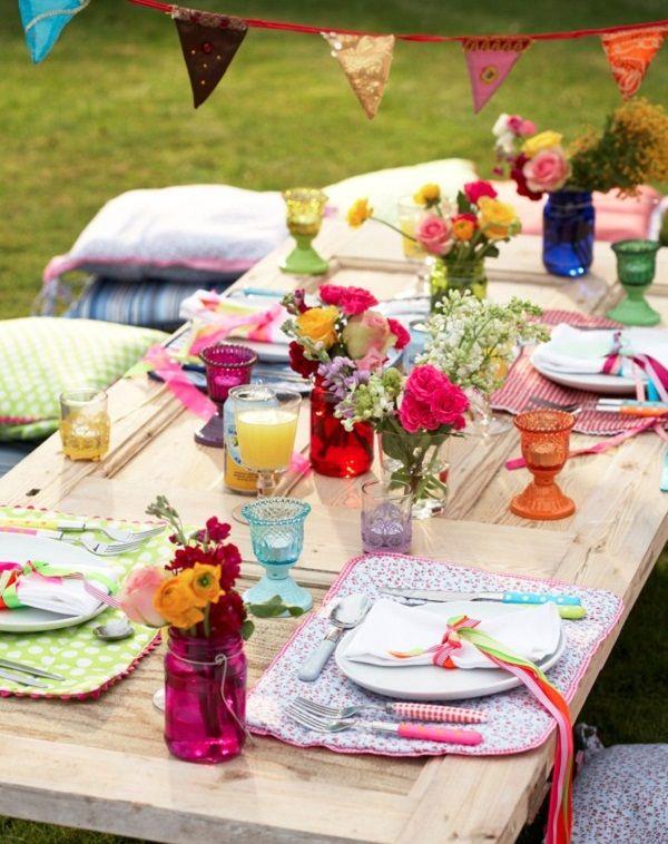 tavola colorata