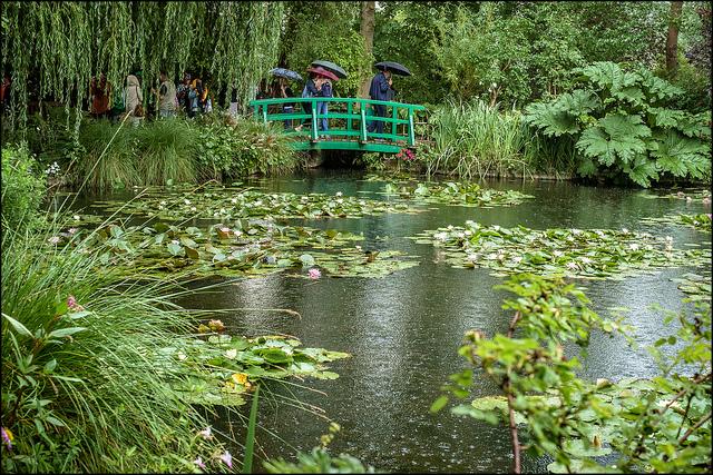 Il giardino di monet fito - Giardino delle ninfee ...