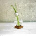 Vaso a forma di lampadina