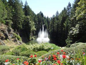 Butchart Gardens, Victoria (British Columbia, Canada)