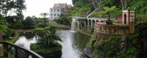 Monte Palace Tropical Garden, Madeira (Portogallo)