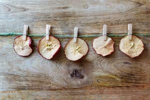 Come essiccare la frutta?
