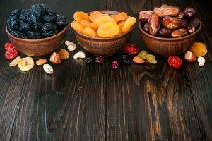 Frutta essiccata, come fare
