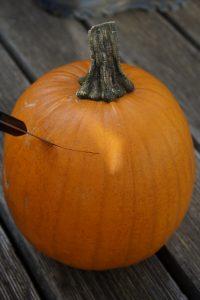 Come fare una zucca di halloween fai da te