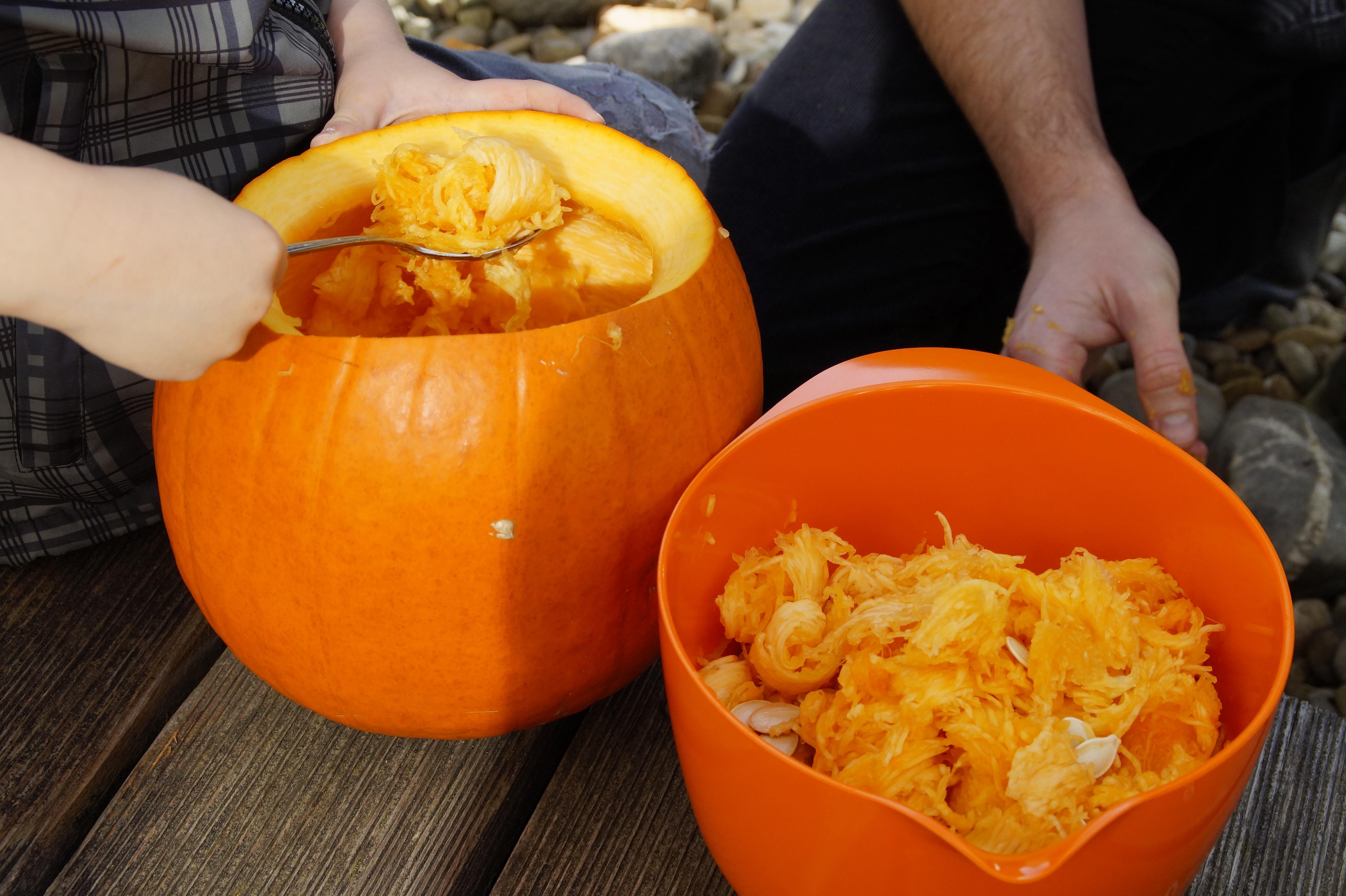 Crea con le tue mani una zucca di halloween fito for Zucca di halloween fai da te