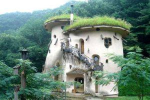 Casa fungo