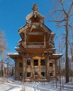 Casa da paura
