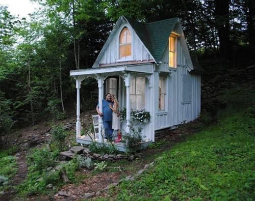 La più piccola casa del mondo