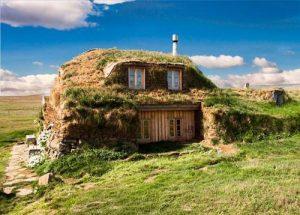 Casa nella terra