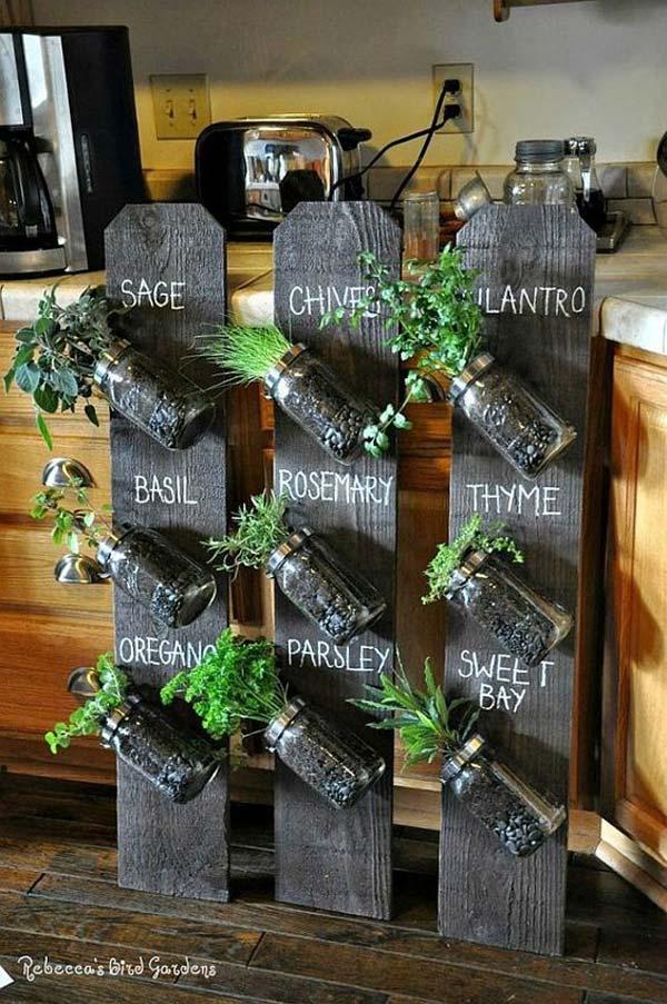 12 idee per un mini giardino interno fito - Idee per realizzare un giardino ...