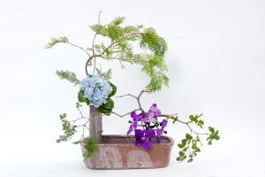 Ikebana l'arte giapponese di disporre i fiori 02