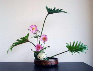 Ikebana l'arte giapponese 03