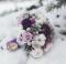 Bouquet da sposa invernale 24
