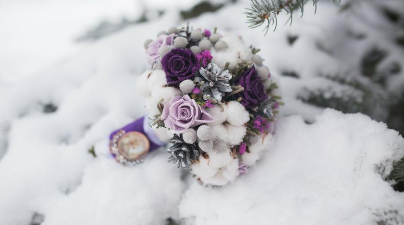 Bouquet Da Sposa Invernali.29 Bouquet Invernali Per Una Sposa Della Neve Fito