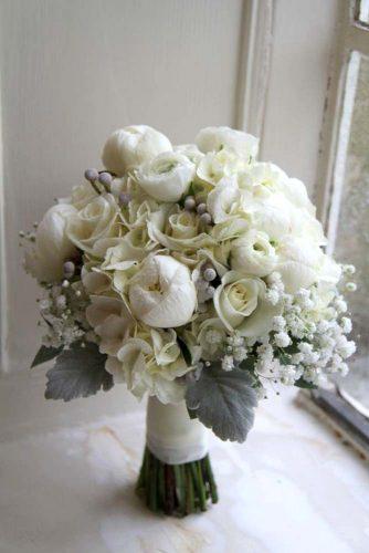 29 bouquet invernali per una sposa della neve fito. Black Bedroom Furniture Sets. Home Design Ideas