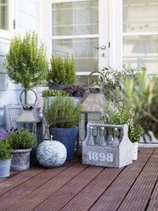 Arredare balcone primavera idee 16