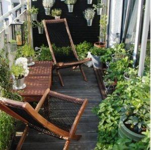 Arredare balcone primavera idee 19