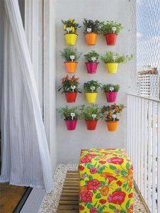 Arredare balcone primavera idee 01