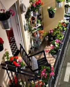 Arredare balcone primavera idee 04