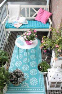 Arredare balcone primavera idee 06
