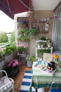 Arredare balcone primavera idee 07