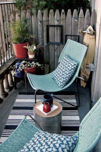 Arredare balcone primavera idee 10