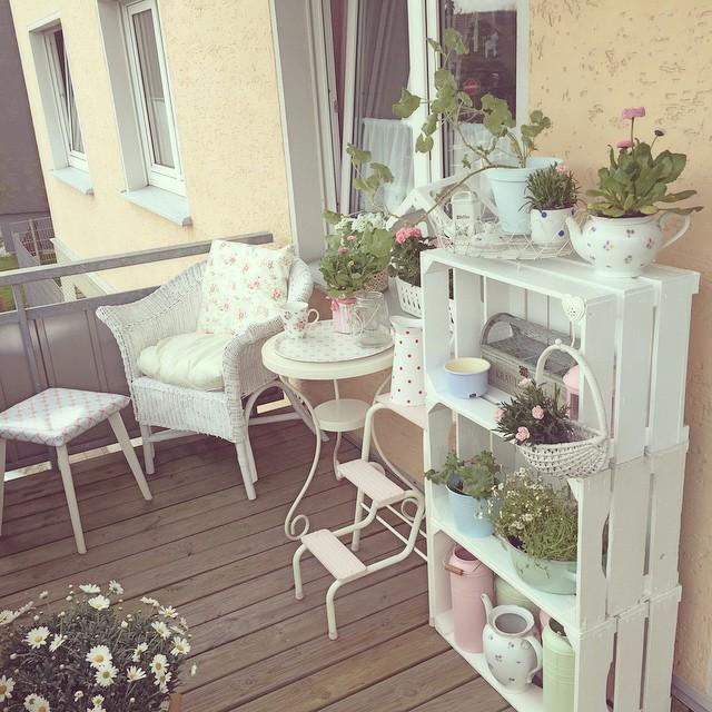 Arredare balcone primavera idee 23 fito for Arredare il balcone