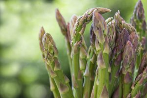Ricetta pasta piselli e asparagi