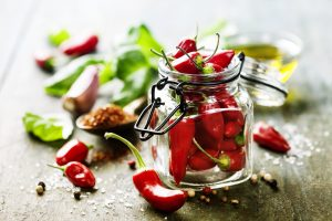 I peperoncini rossi quando si raccolgono