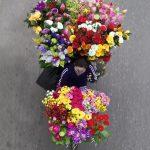 Loes Heerink, bici fiori vietnam 2