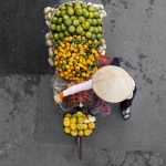 Loes Heerink, bici fiori vietnam 4