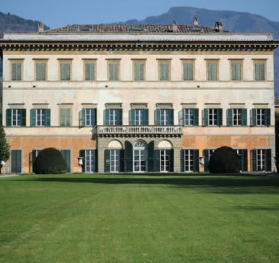Parco di Villa Merlia Lucca