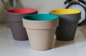 Idee colore vasi