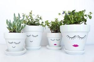 Decorare Vasi Di Terracotta.13 Idee Per Decorare I Vasi In Terracotta E Non Solo Fito