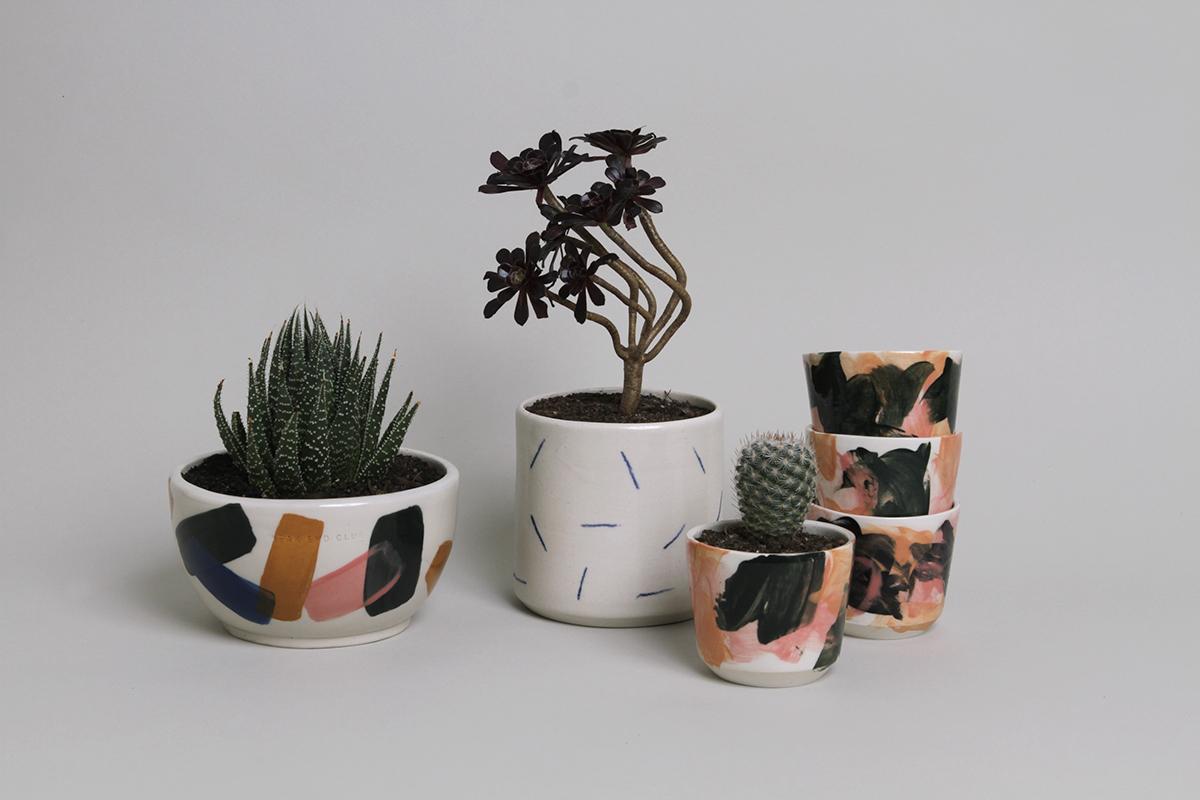 13 idee per decorare i vasi in terracotta e non solo fito - Vasi decorati fai da te ...