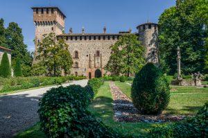 Castello medievale grazzano visconti parma