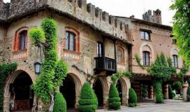 Castello medievale grazzano visconti