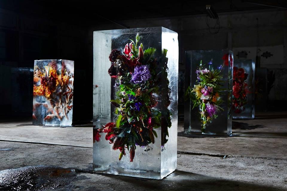 Makoto Azuma iced flower (2)