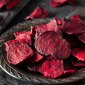 Ricetta chips barbabietola rossa