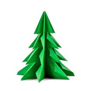 Origami Abete photo