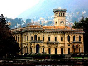 Villa Erba photo