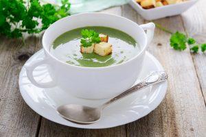 Vellutata broccoli ricetta