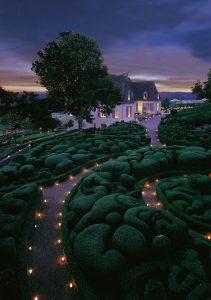 Giardini Marqueyssac, Vézac, Francia